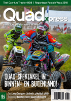 Quadxpress #18 (september 2018)