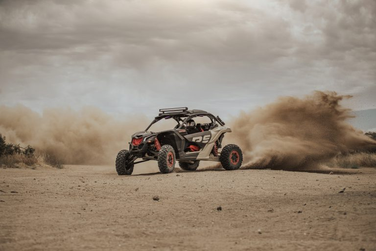 Can-Am lanceert Smart-Shox-technologie