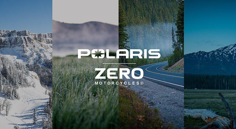 Polaris en Zero Motorcycles slaan handen ineen!
