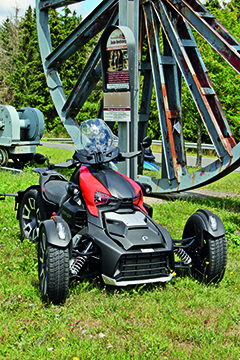 Test_Can-Am Spyder RT Limited en Ryker Rally Edition