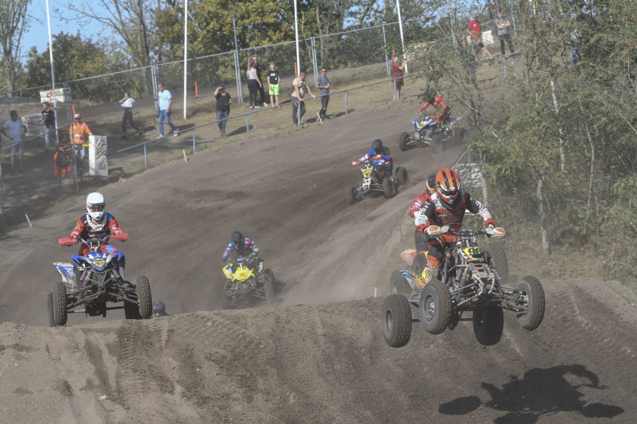 Youngster Quad- & Sidecarcross Experiënce