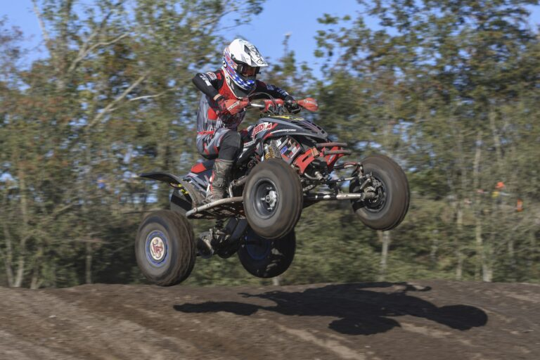 1e Youngster Quad- & Sidecarcross Experience tijdens GP in Oss